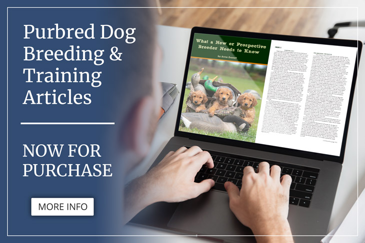 Dog Breeding Articles ebooks