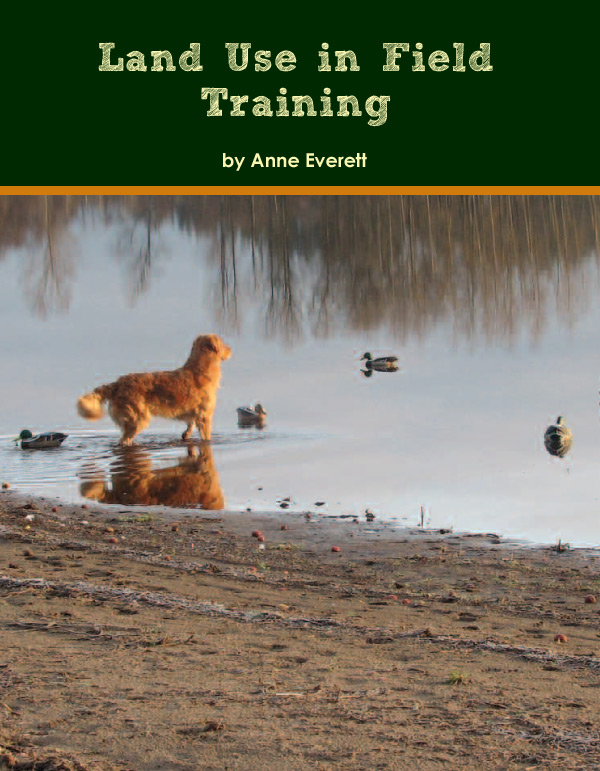 Dog Training - Land Use in Field Training